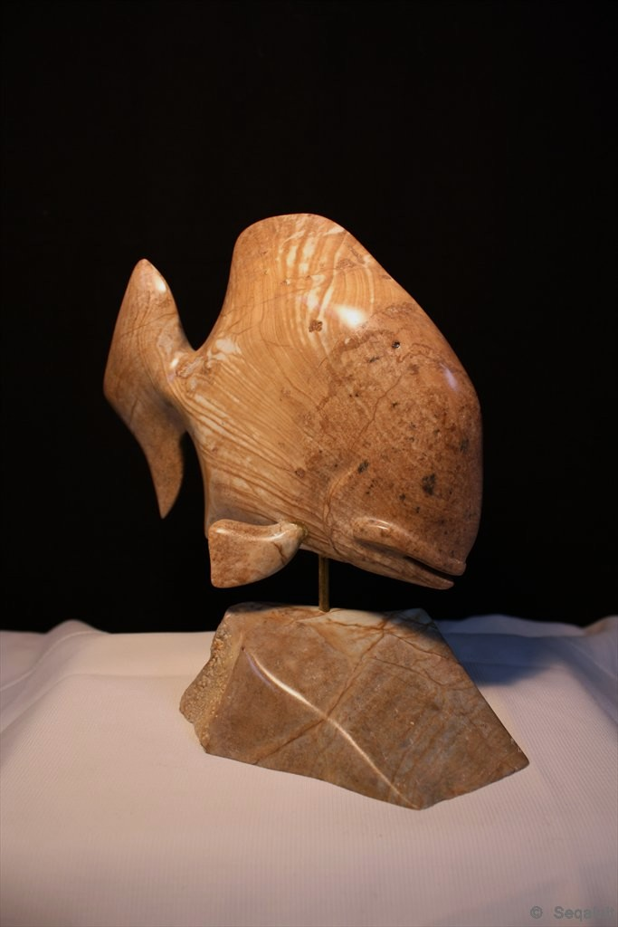 fish-carving