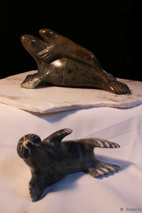 seals-carving
